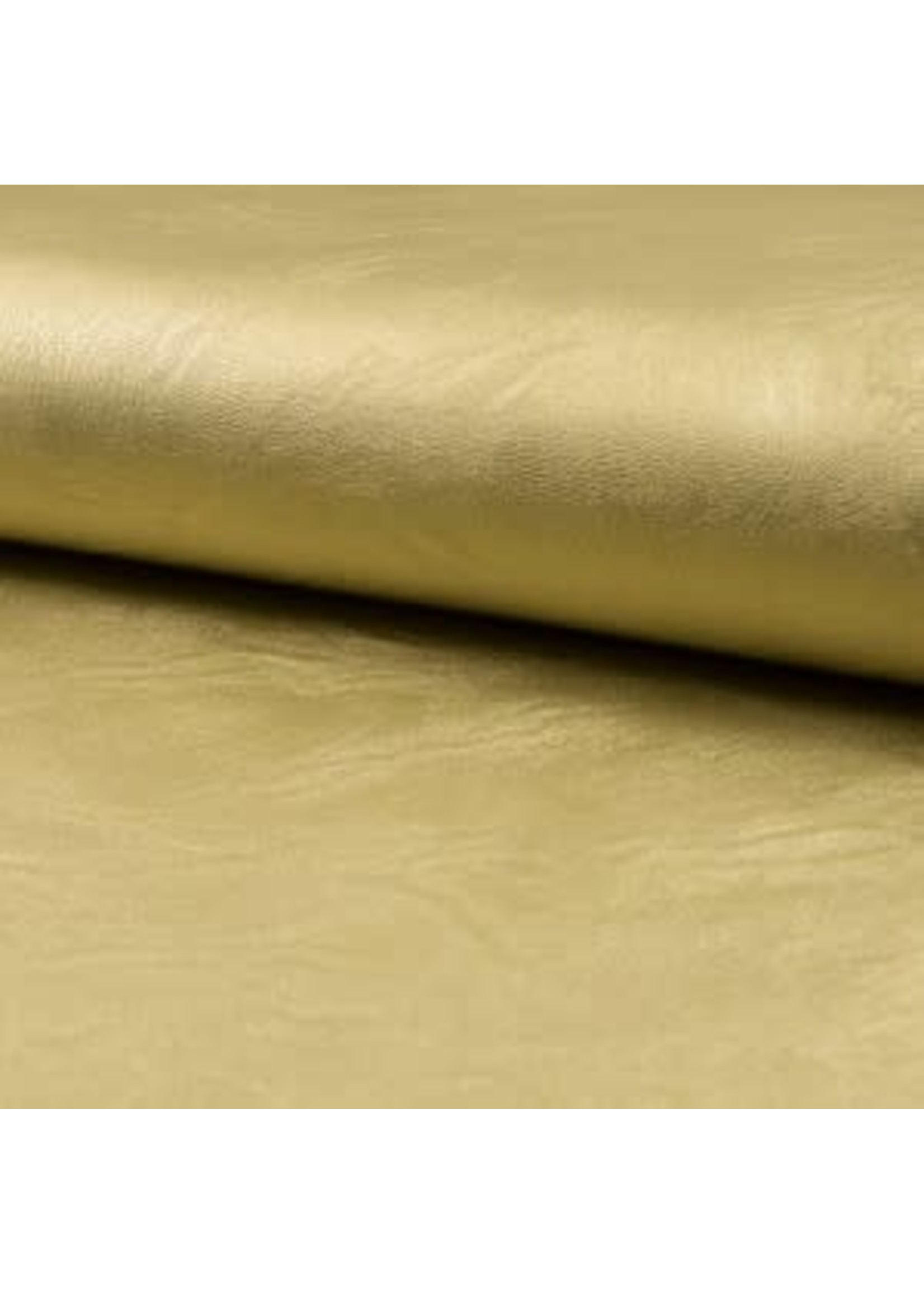 Jersey leather gold