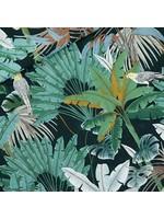 See You At Six Jungle - Viscose Rayon - Green Gables