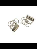 Opry Klem met 3 sleutelringen 26mm Opry