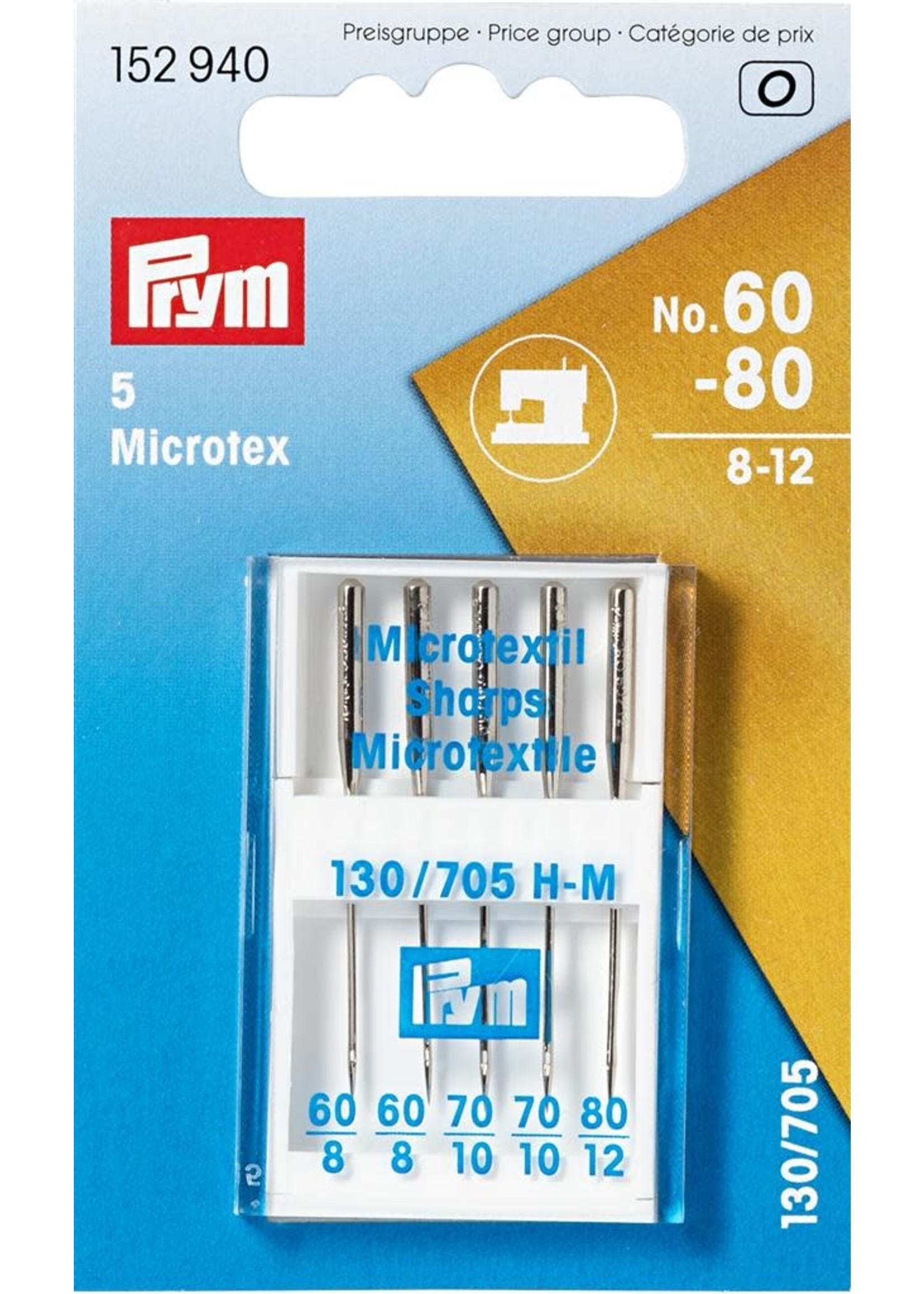 Prym Machinenaald Microtextiel n° 60-80 (Prym)