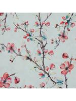 Magnolia Stretch - White