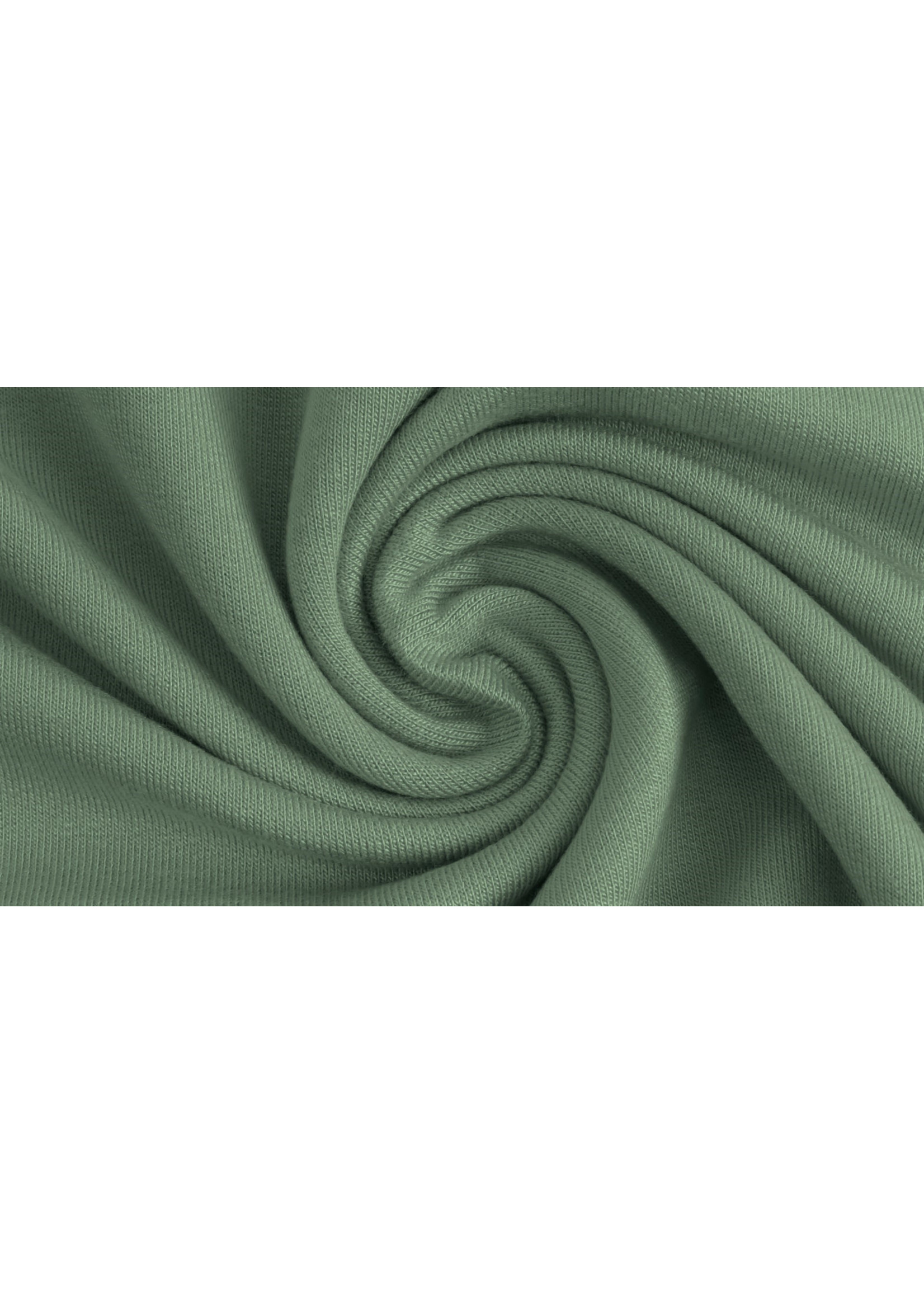 Modal Soft Jersey - Old Green