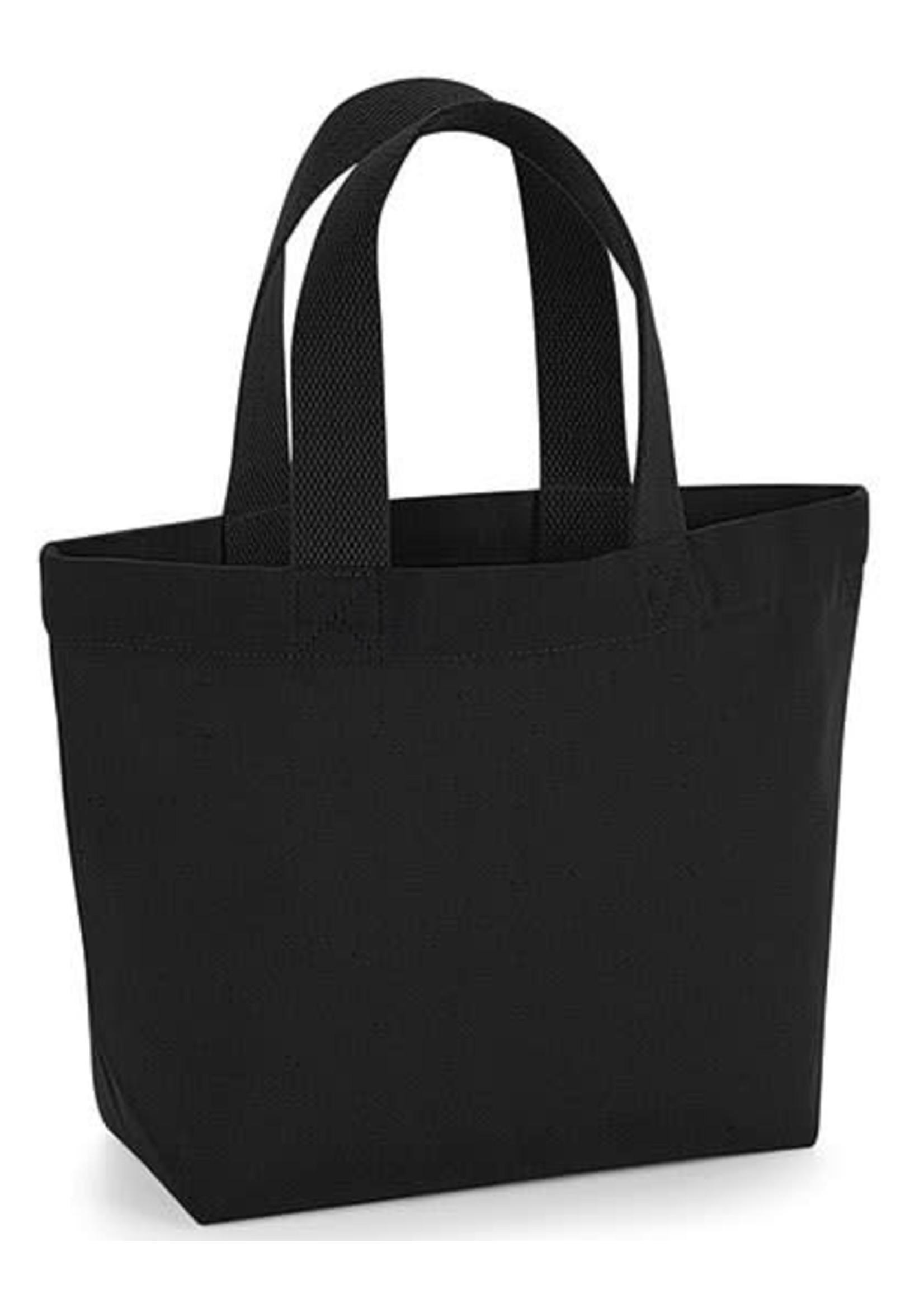 Organic Marina Mini Bag - Black