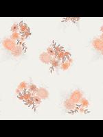 Peachy Paradise ecovero viscose
