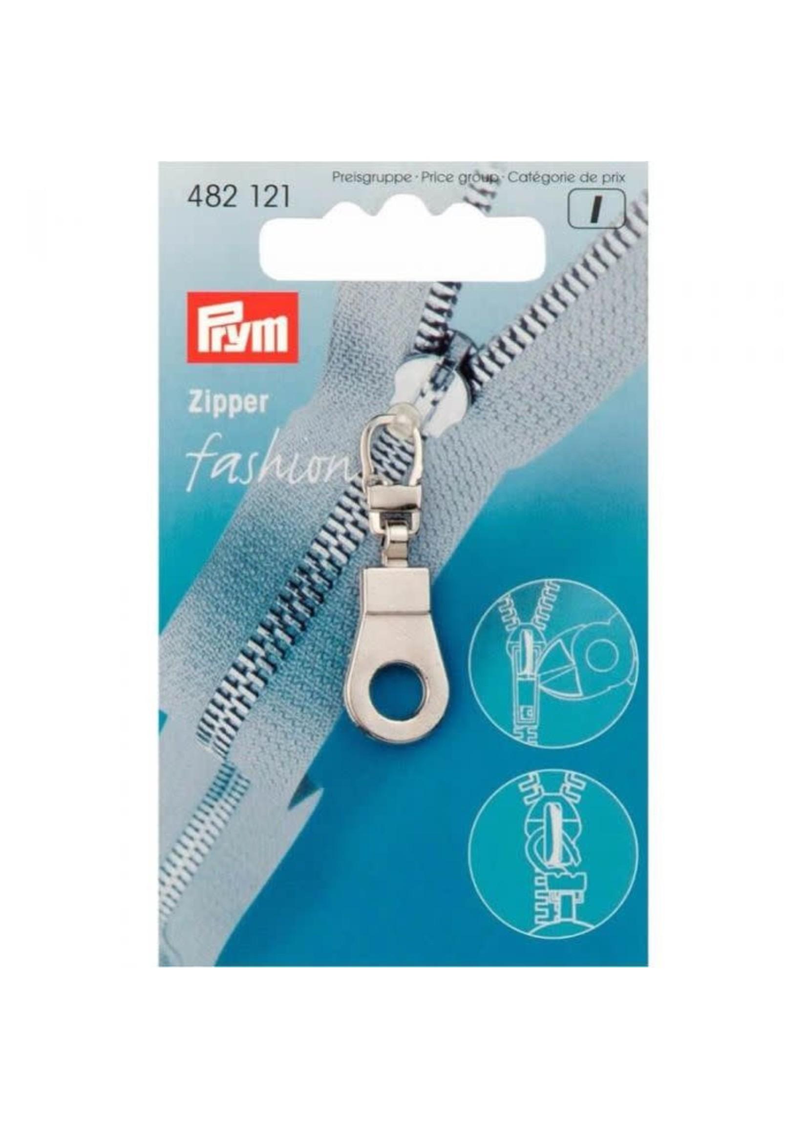 Prym Prym Ritsenschuiver ring - zilver
