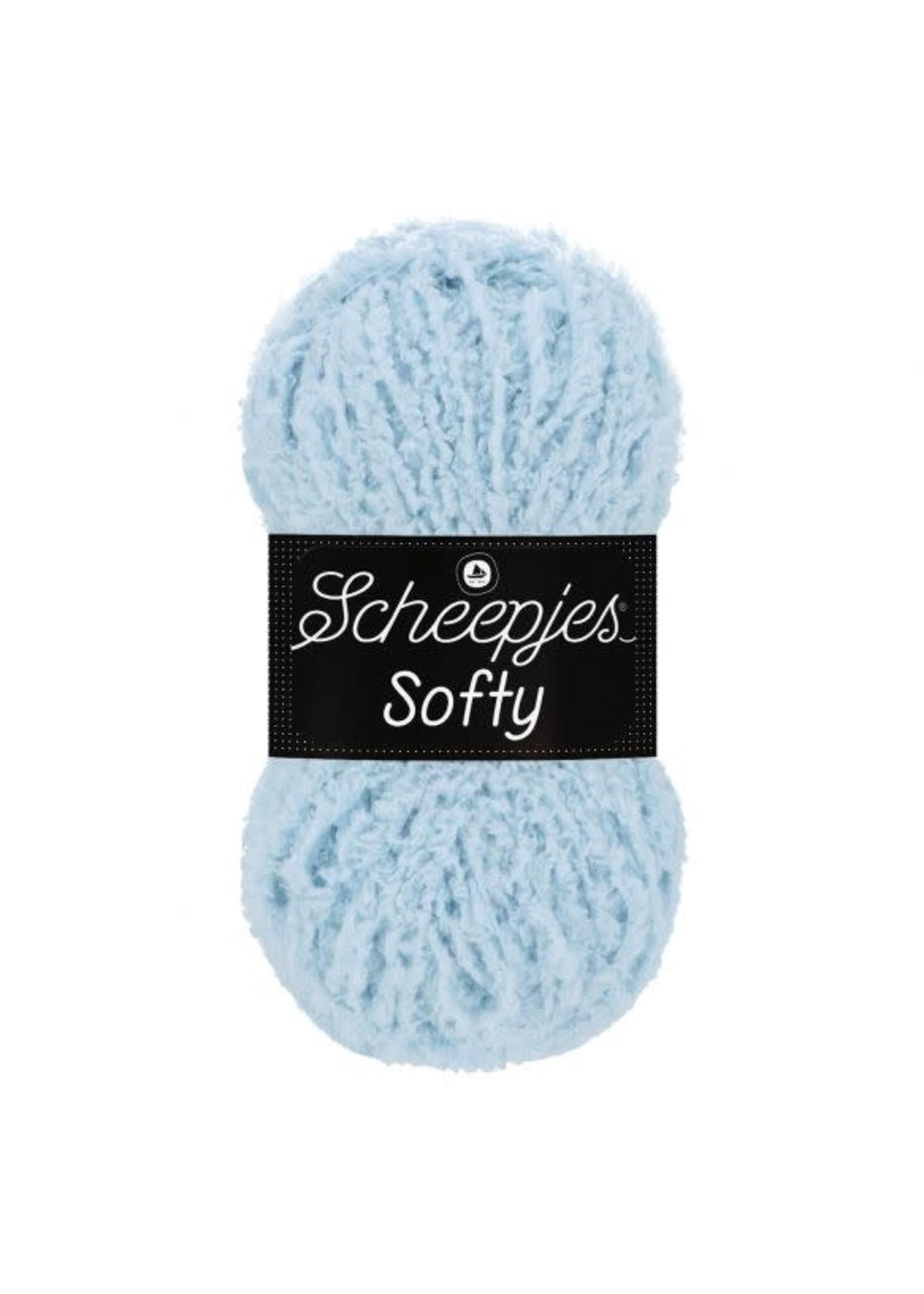 Scheepjes Softy - 482 Blauw