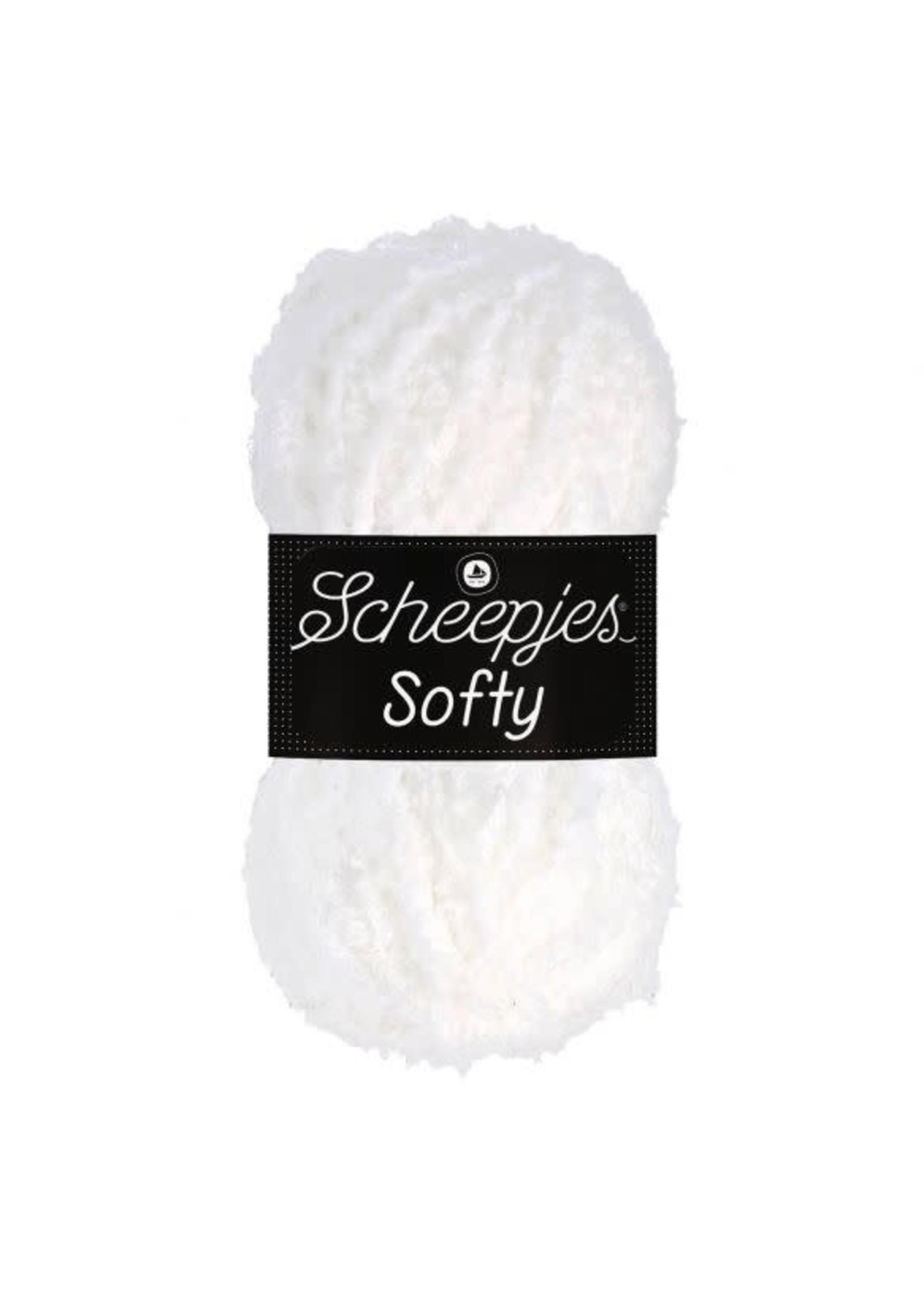 Scheepjes Softy - 494 Wit