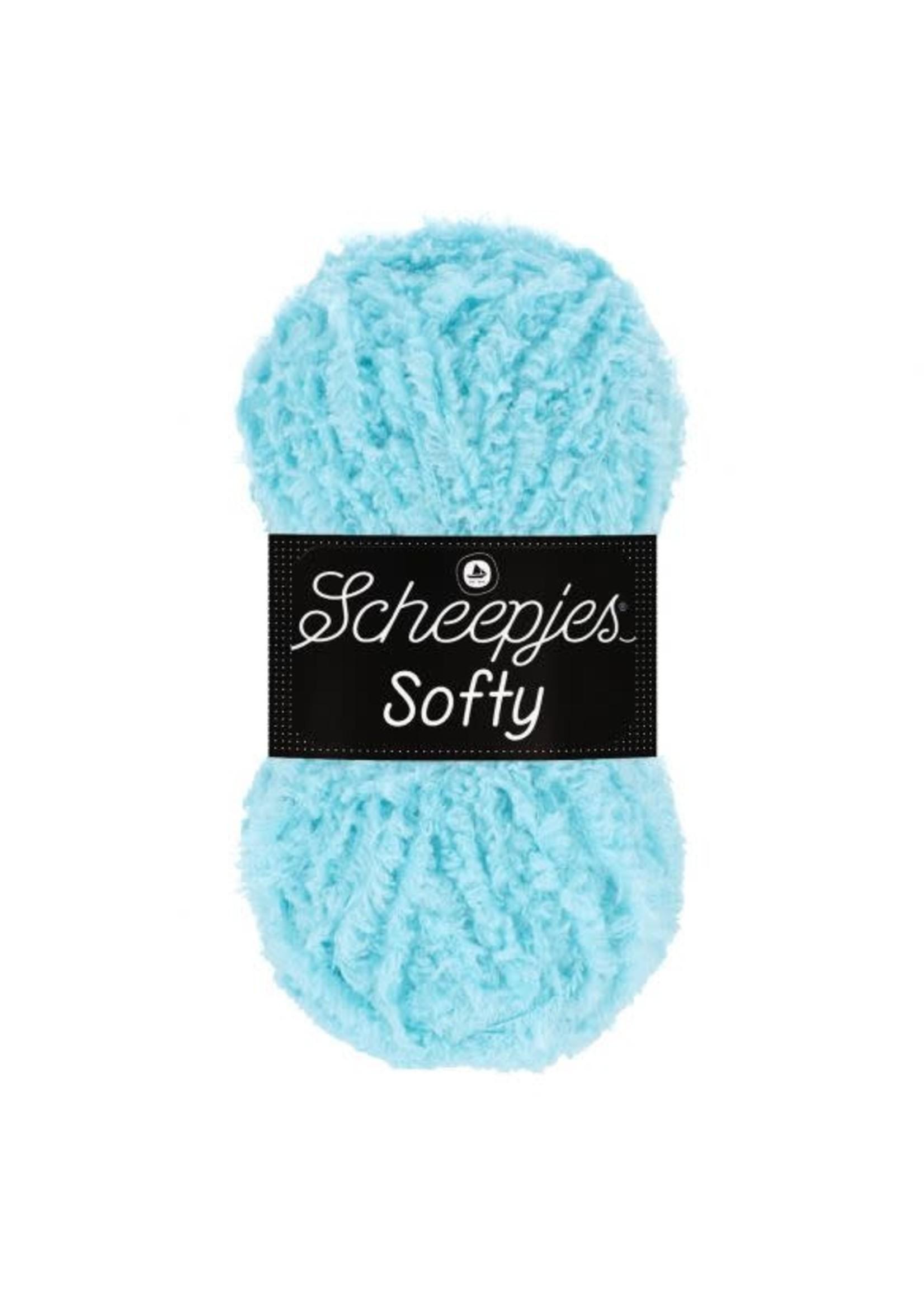 Scheepjes Softy - 495 Blauw
