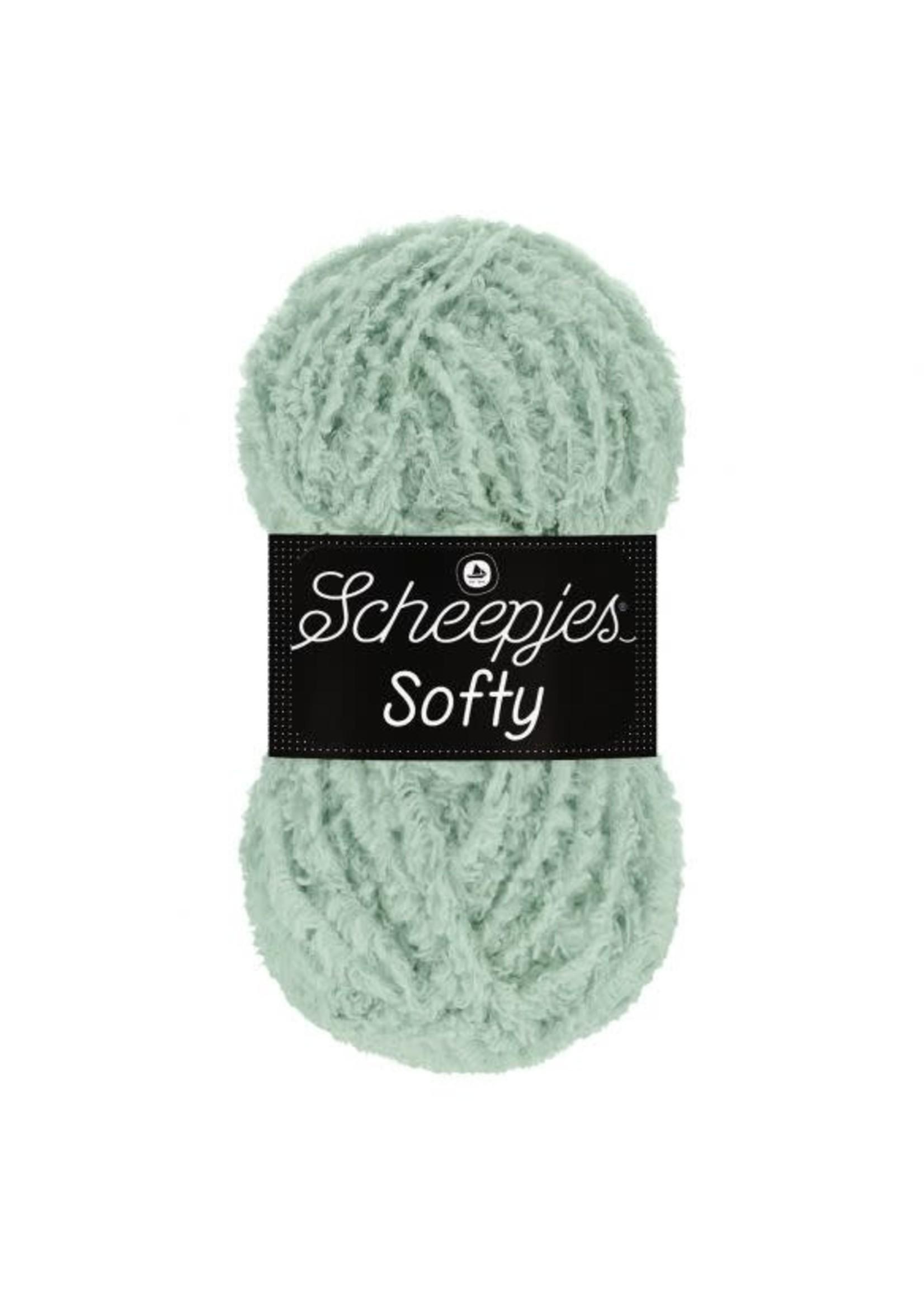 Scheepjes Softy - 498 Groen