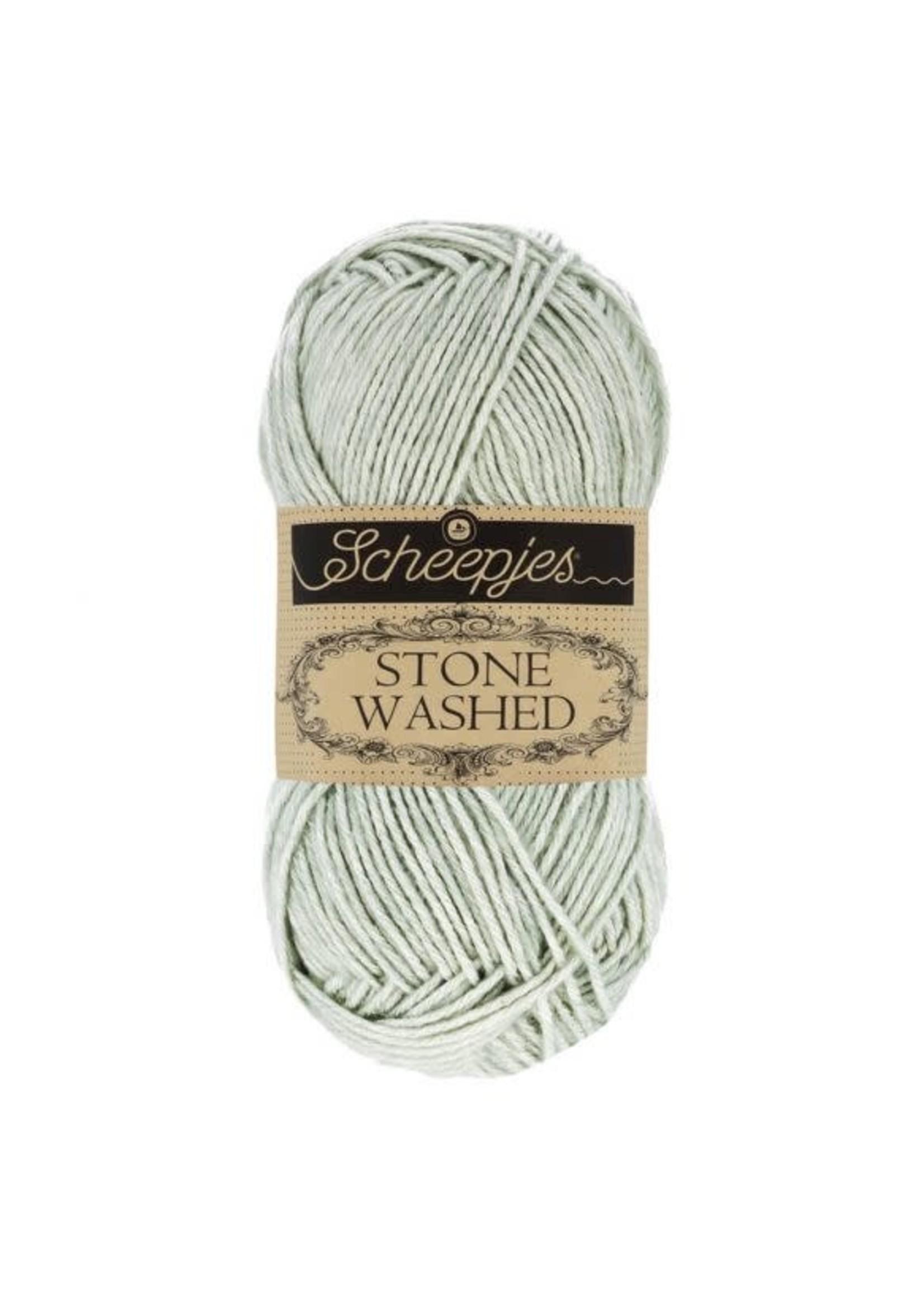 Scheepjes Stone Washed 50gr - 814 Crystal Quartz