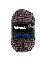 Scheepjes Super Noorse Extra 50gr - 1707 Rood, Blauw, Grijs