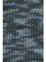 LangYarns Super Soxx Color 4-ply - 0245 Blue Berry