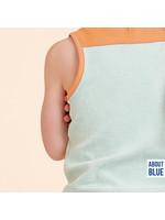 About Blue Fabrics Blue Haze Sponge