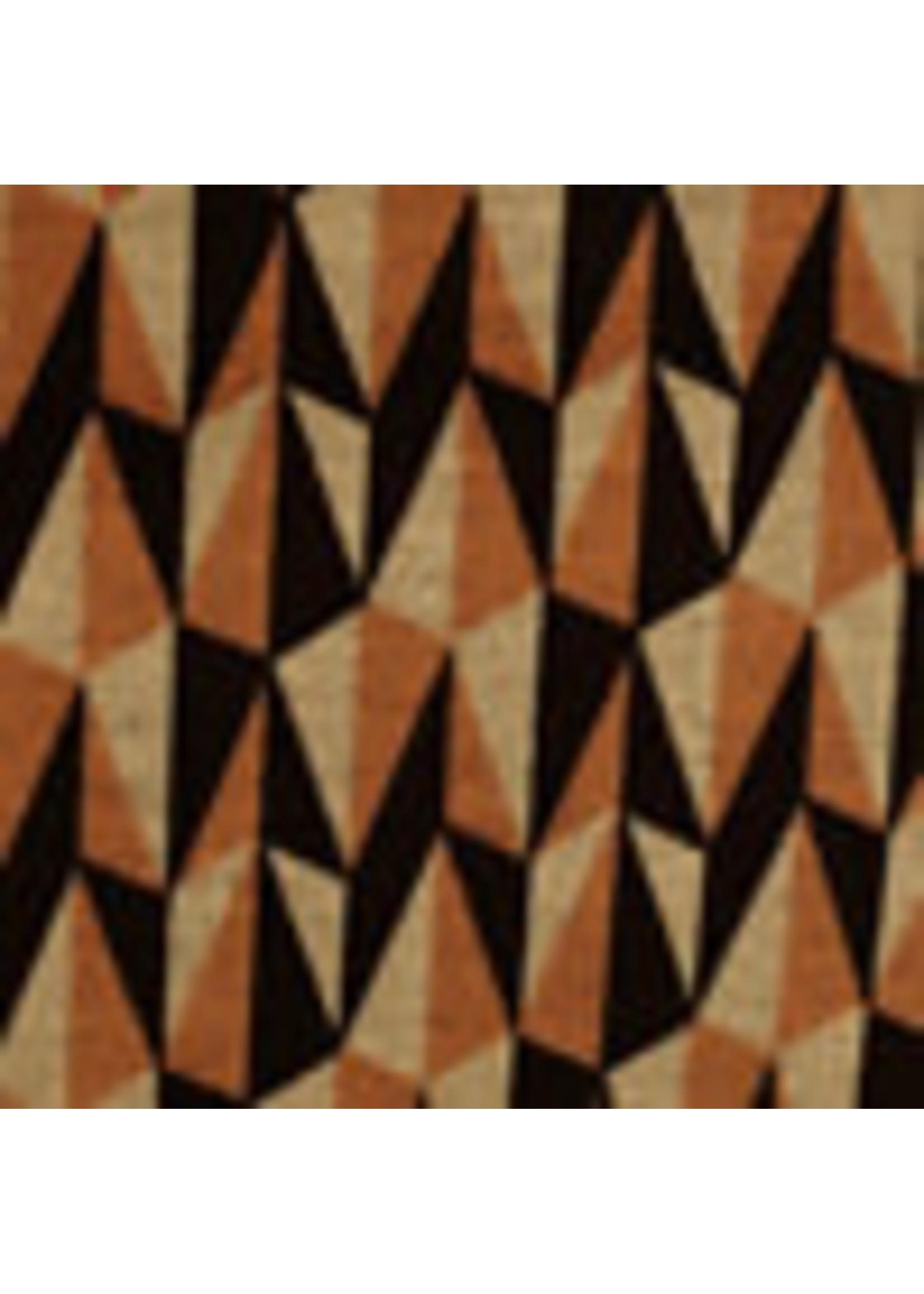 Triangle Roma - Ocre