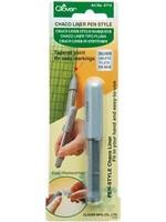 Clover Chaco Liner Pen Zilver