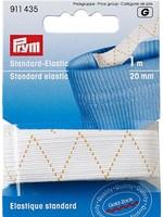 Prym Prym Standaard Elastiek 20mm - wit