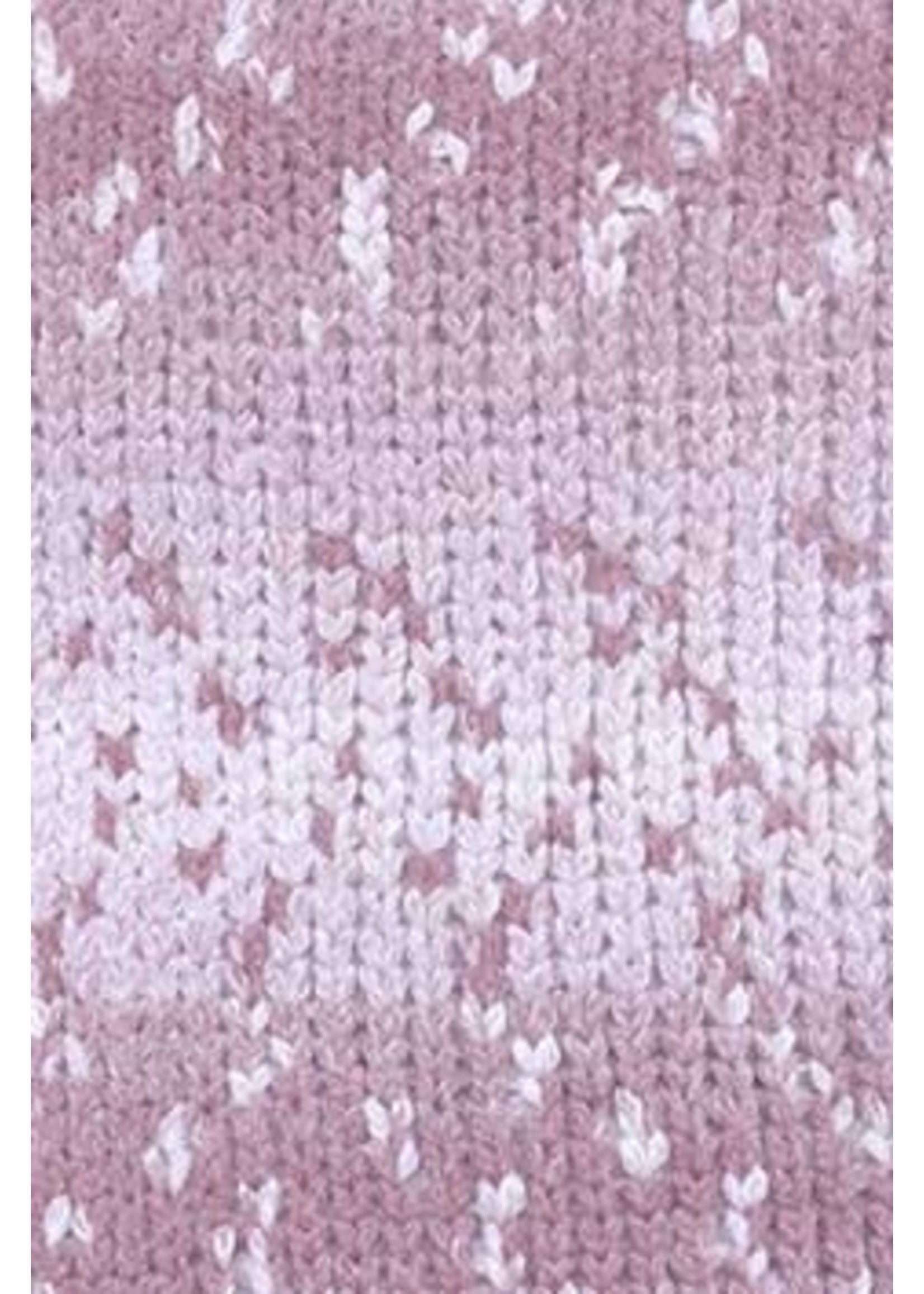 LangYarns Snowflake - 0087 Roze