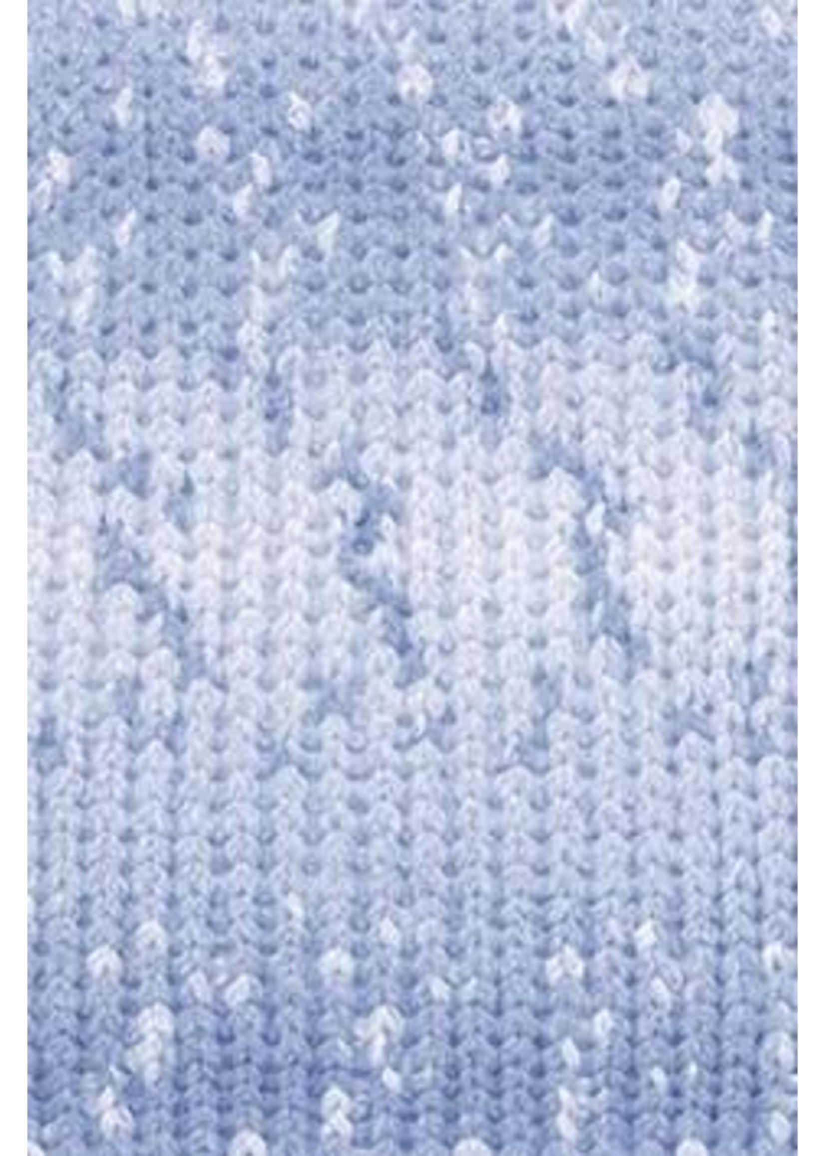 LangYarns Snowflake - 0006 Blauw