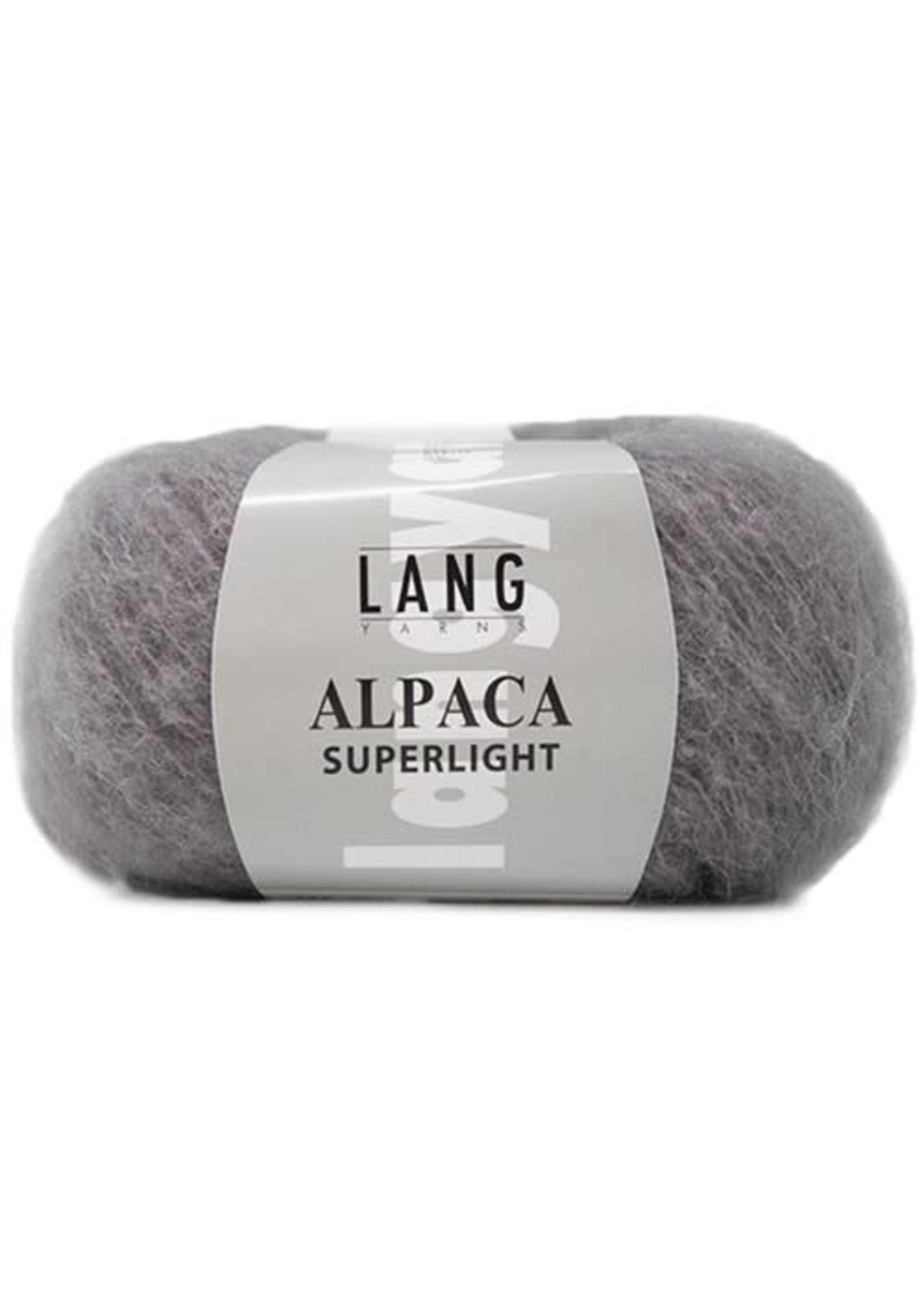 LangYarns Alpaca Superlight - 0024 Grijs