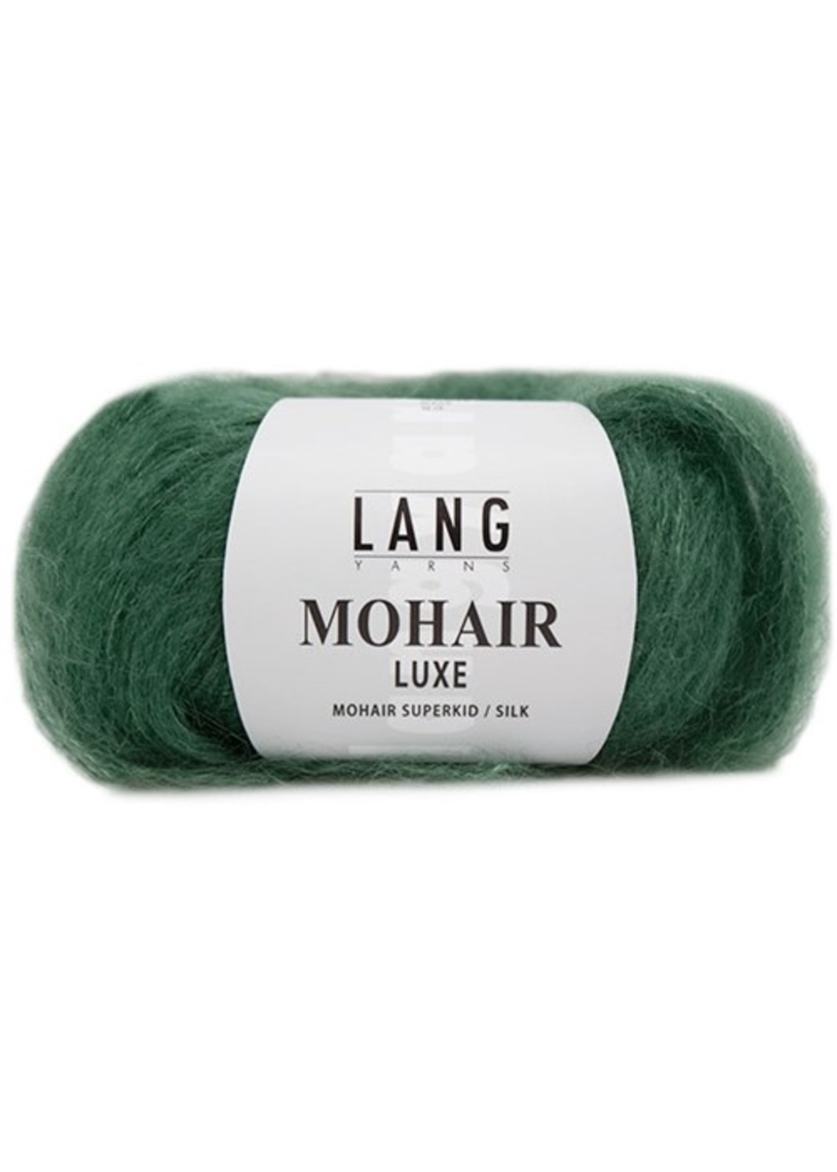 LangYarns Mohair Luxe - 0093 Groen