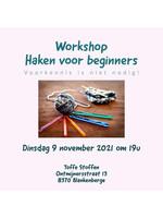 Workshop Haken voor beginners