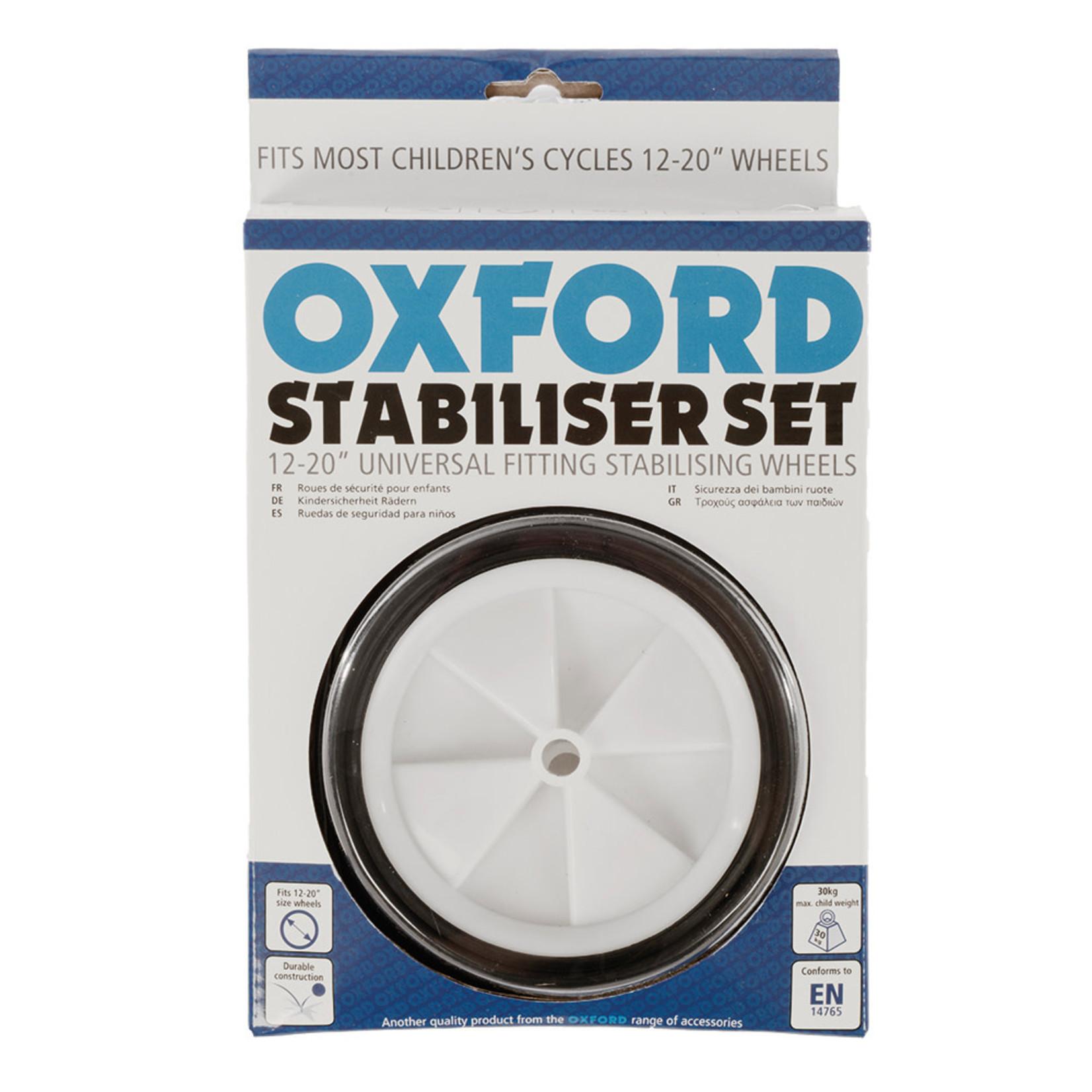 Oxford OXFORD 12-20'' STABILISER SET