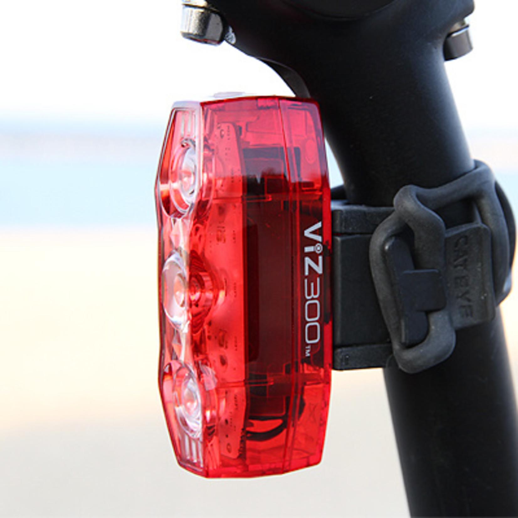 CATEYE VIZ 300 REAR LIGHT