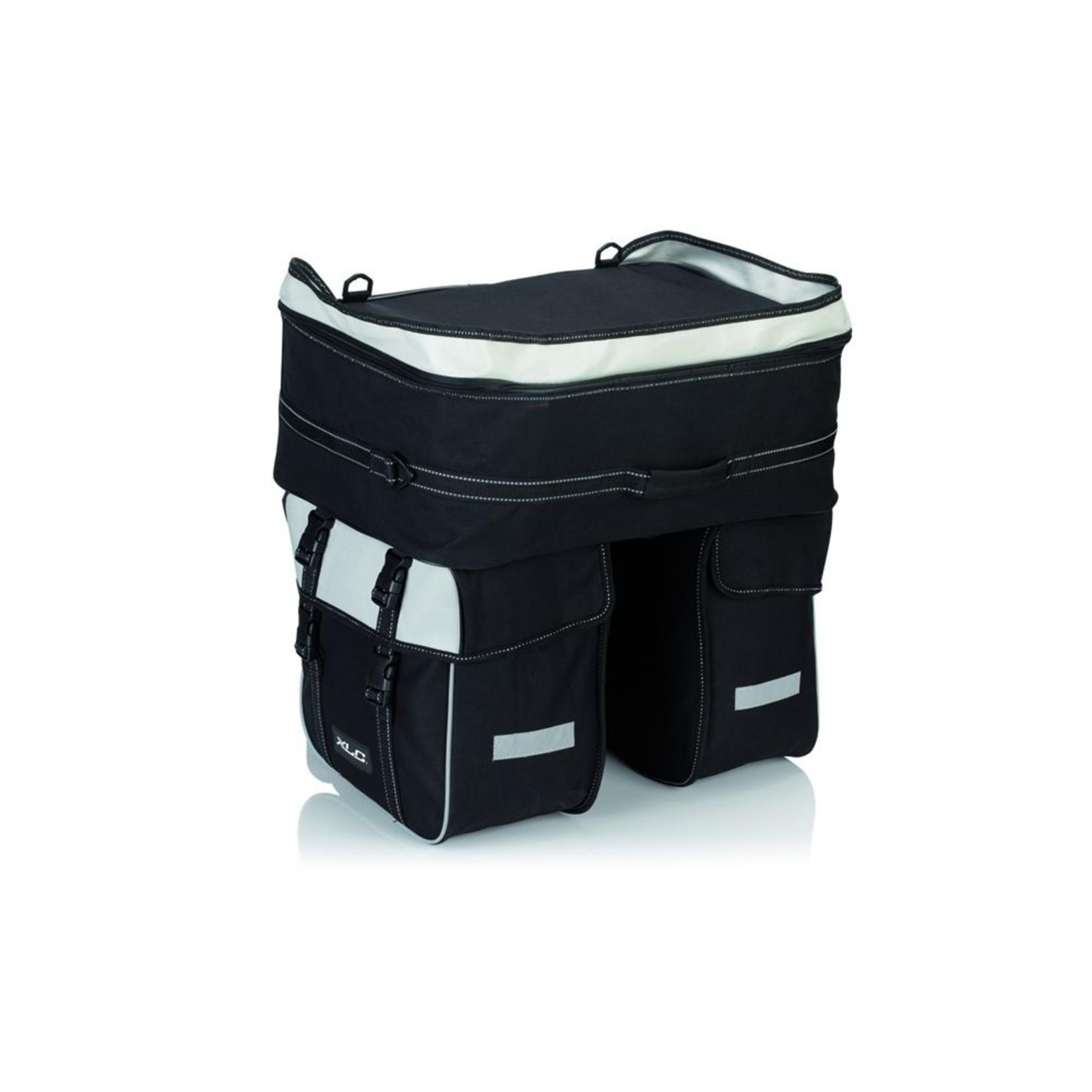 XLC TRIPLE PANNIER BAG 58L