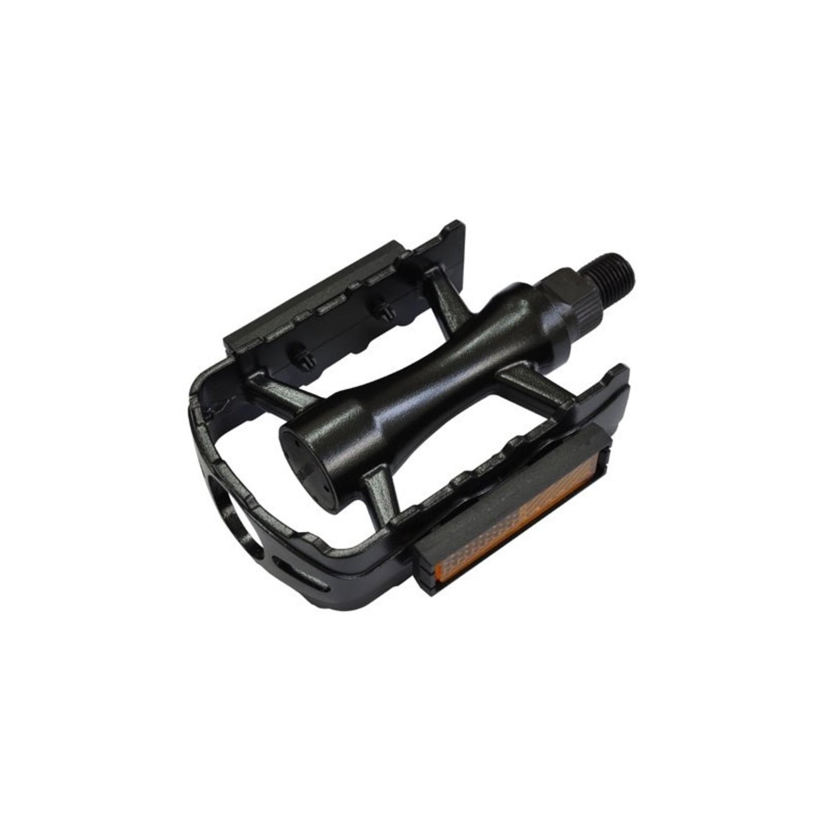 UNION TOE-STRAP PEDAL SP-610 BLACK ALL ALLOY