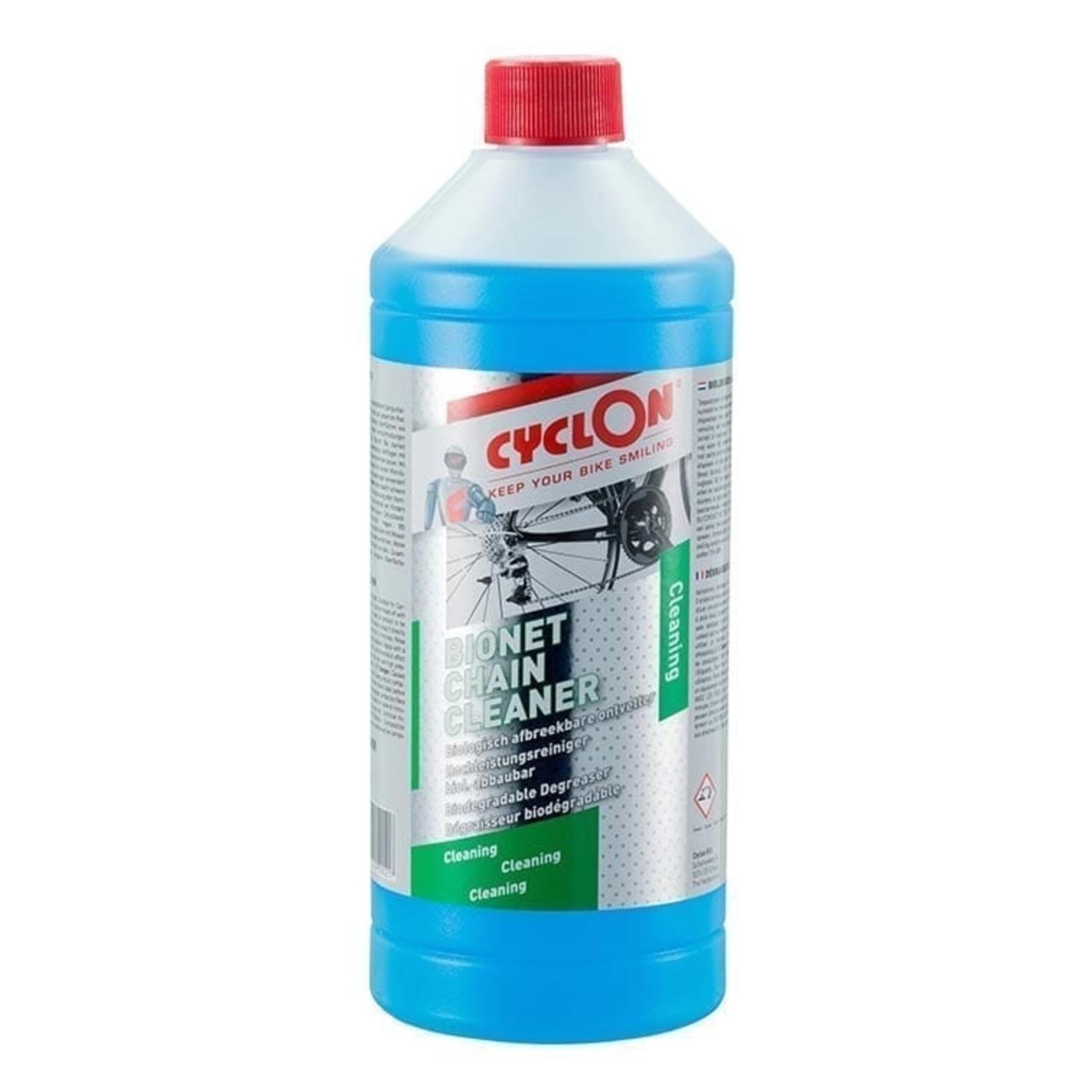 CYCLON CYCLON BIONET CHAIN CLEANER 1000ML