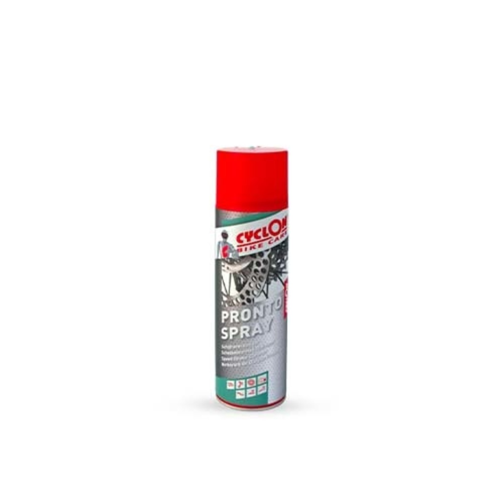 CYCLON CYCLONE PRONTO BRAKE CLEANER 500ML