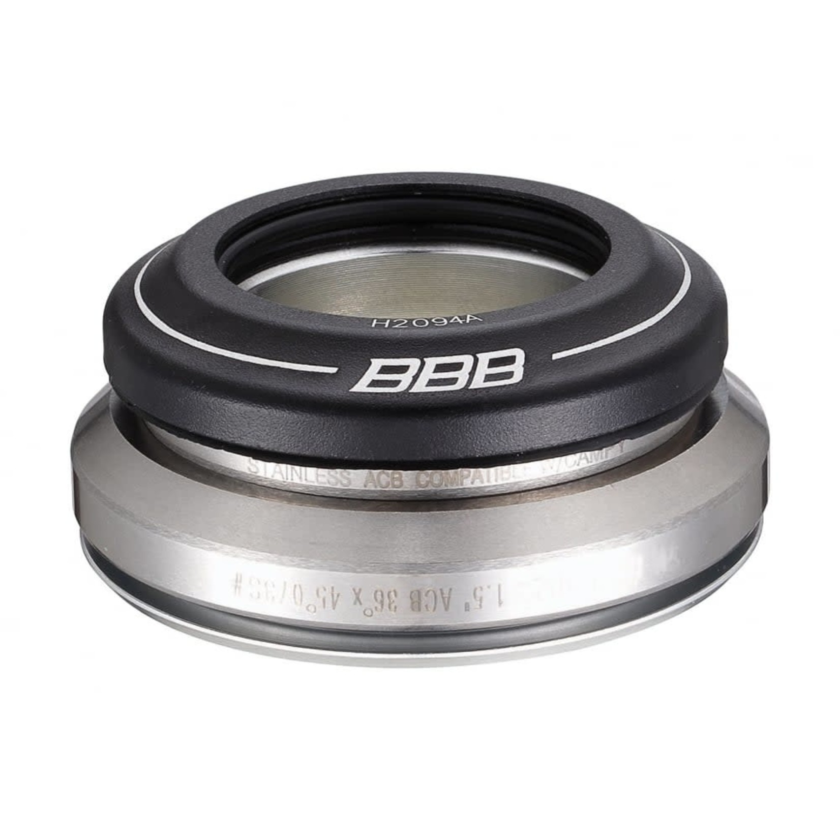 BBB BBB BHP-455 INTEGRATED TAPERED 1.3/8'' HEADSET 41 X 15MM
