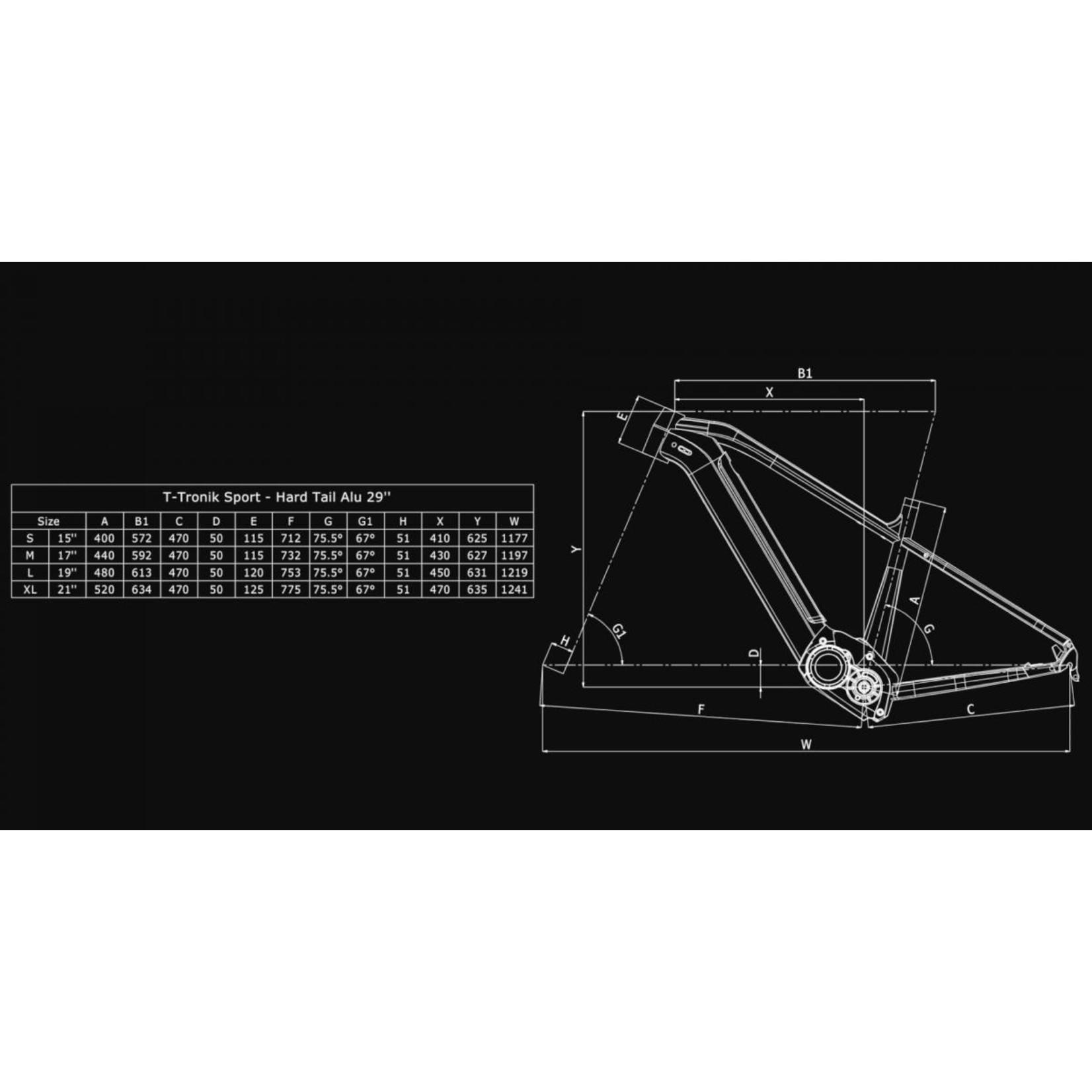 Bianchi BIANCHI T-TRONIK SPORT 9.1 SX 12