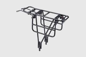 Cycle Design Cycle Design - Folding Rear Rack, Black