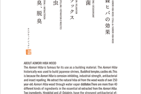 Cul de Sac Cul de Sac - HIBA Blocks + HIBA Wood Oil