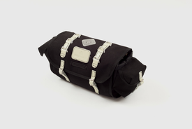 CARRADICE Carradice - Saddlebag, Barley, Black / White (28W x 15H x 15D)