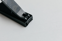 Kiya KIYA - Nail Clipper Black Carbon Steel, Small
