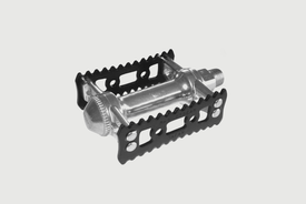 ZYRO / MKS MKS - Pedals, Sylvan (Stream), Black / Silver