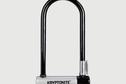 Kryptonite Kryptonite - Kryptolok Standard D-Lock With Flexframe Bracket Sold Secure Gold