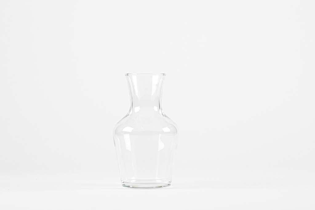 MOMOSAN SHOP Glass Carafe,  0.5L