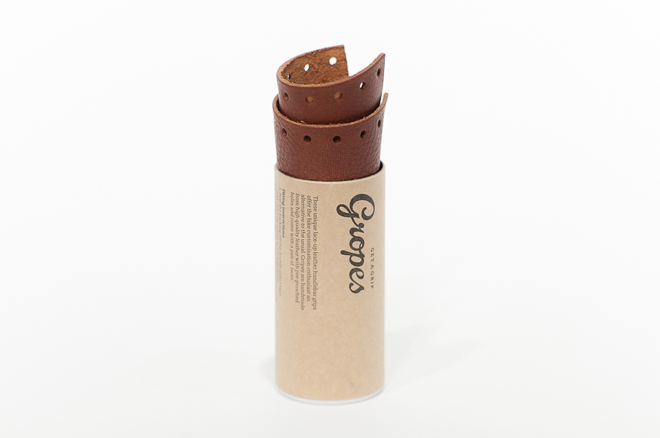 GROPES Gropes - Leather grip, Brown