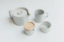 Hasami Hasami Porcelain Milk Pitcher, Clear (φ85x55)