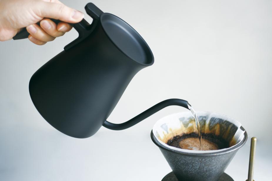 Kinto Kinto - Pour Over Kettle, 900ml, Black