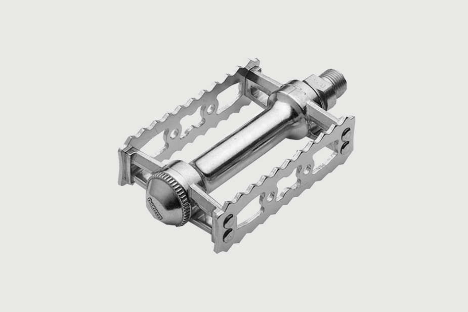 MKS MKS - Pedals, Sylvan (Touring), Silver / Silver