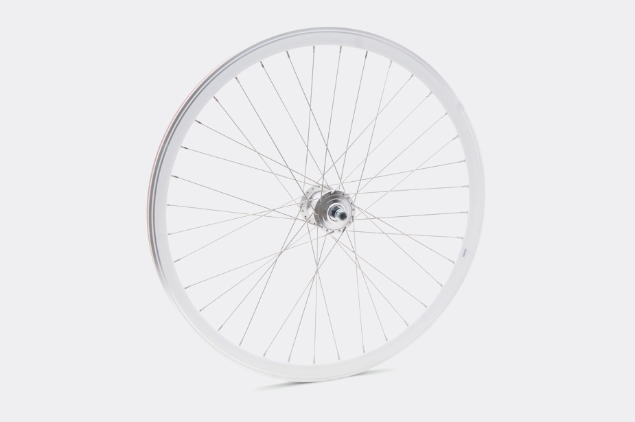 tokyobike JALCO - Front Wheel, DRX-3000 650c 36H White Deep / Silver (SS/NS0)