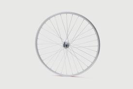 tokyobike JALCO - Front Wheel, DRX-4000 650c 36H Silver / Silver (CS650)