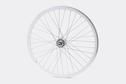 tokyobike JALCO - Rear Wheel, DRX-3000 650c 36H White Deep / Silver (SS/NS0)
