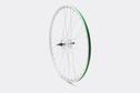 tokyobike JALCO - Rear Wheel, DRX-4000 650c 36H Silver / Silver (SS/NI0)