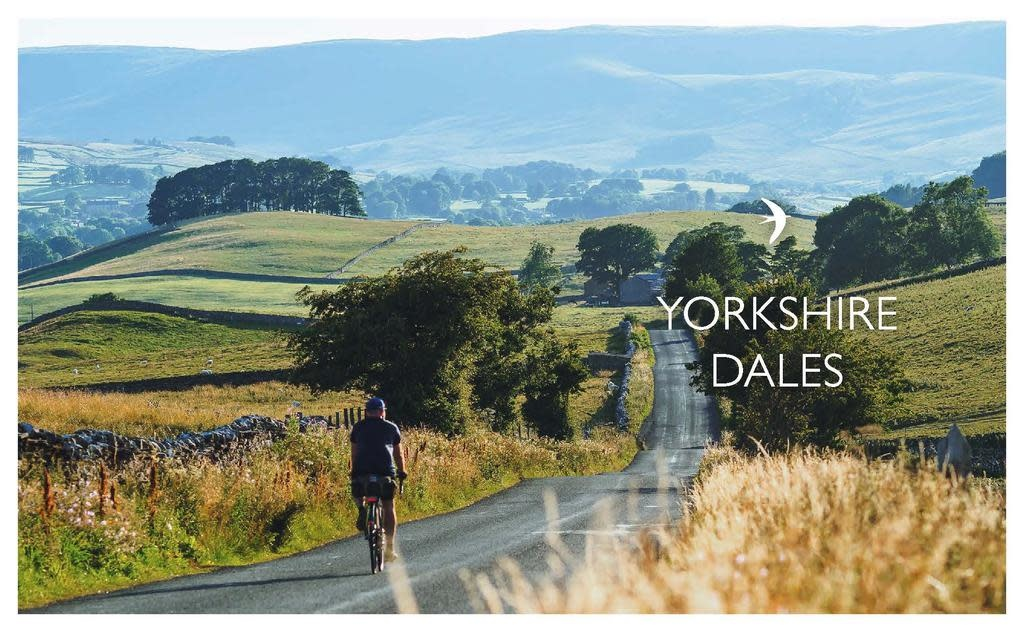 Wild Things Publishing Limited Book - Lost Lanes North: 36 Glorious bike rides in Yorkshire, the Lake District, Northumberland and northern England by Jack Thurston