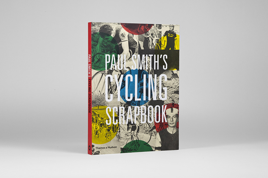 Thames & Hudson Paul Smith's Cycling Scrapbook